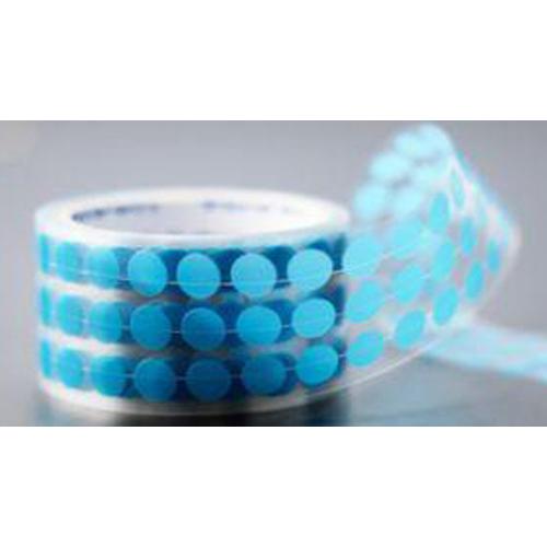 blue polyester masking discs
