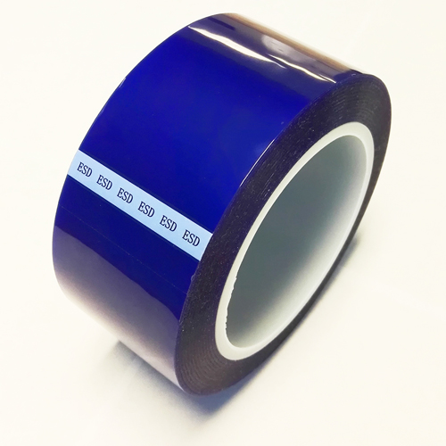 esd safe blue polyester tape